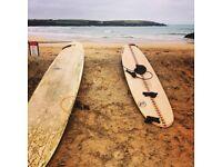 GeeSpot Surfboard, Minimal 7 ft 3