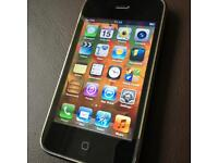 Near mint apple iPhone 3GS 16GB UNLOCKED black