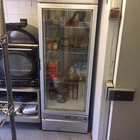 Shop Freezer for sale in good condition.