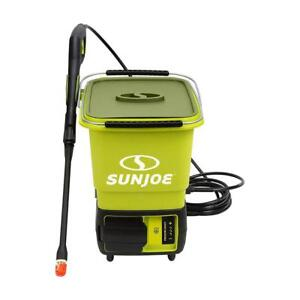 Sun Joe SPX6000C-XR iON 40V 5.0 Ah 1160 PSI Light-Duty Cordless Pressure Washer