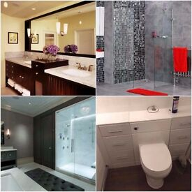 Bathroom tilling, laminate floor, garden services, Paving & Driveway, plastering, painting & decor
