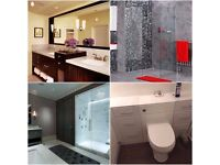 Bathroom tilling, laminate floor, Paving & Driveway, plastering, painting & decor, garden services