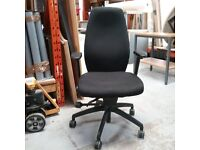 Posturite operator chair in colour of phoenix Havana