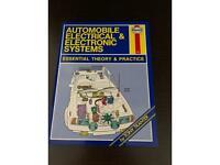 Haynes car manual book