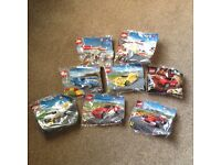 Shell Lego Complete Collection in Sealed Packs