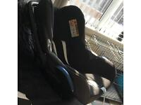 Maxicosy car seat 6 months old hardly used £45 no offers cost £179
