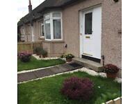 Home swap one bed semi detached cottage in penicuik midlothian