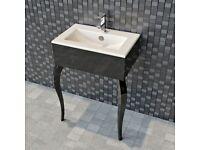 Elegant bathroom cabinet,table, Premium