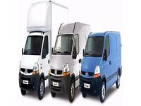 short notice 24/7 MAN JUST PAY £20/PH van all LONDON REMOVAL RELIABLE best prices