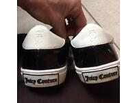 Juicy couture black shoes