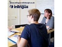 Business English in Edinburgh's West End! Daytime and Evening Options Available