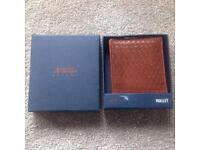 Burton Manswear London Wallet