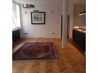5m2 Reclaimed Oak parquet from East Ham police station