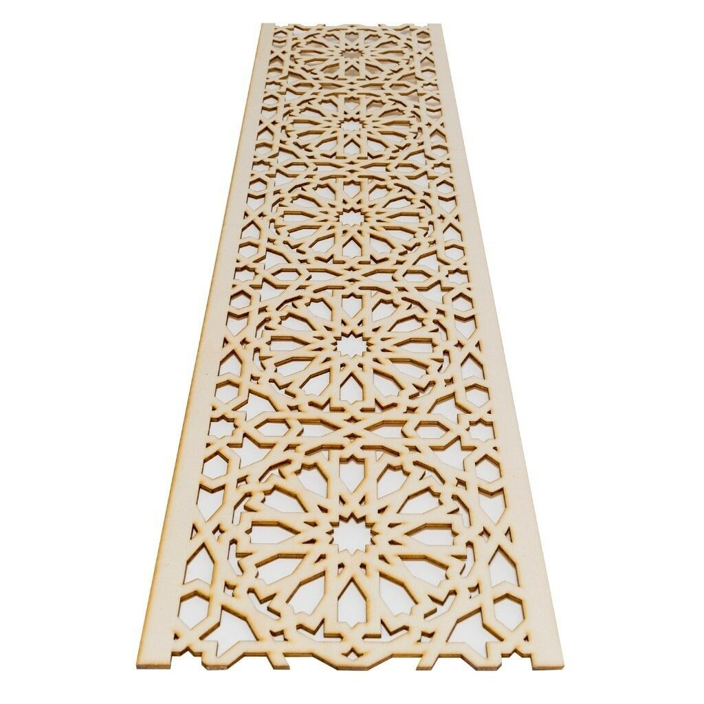 Moroccan Carved Panels 90 Cm By 199 Cm Carpentry Plaque Trim Beading Laser Cut In Cricklewood London Gumtree