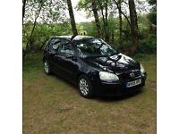 VW Golf FSI. Excellent condition.