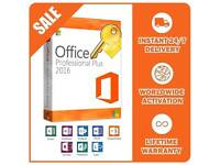Microsoft Office 2016 Proffesional Plus