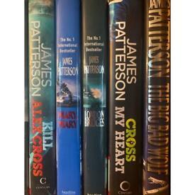 Books bundle James Patterson x 20