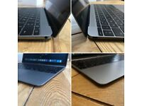 Apple MacBook (Retina 12-inch 2016) 1.1GHz Core M3 8GB RAM 256GB SSD Space Grey