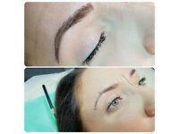 MICROBLADING SEMI PERMANENT MAKE UP TATTOO EYEBROWS SURREY QUAYS LONDON CANARY WHARF BERMONDSEY