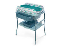 Chicco Cuddle with Bath Baby Station - Wild