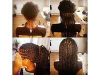 Box braids and twists MANOR PARK EAST LONDON