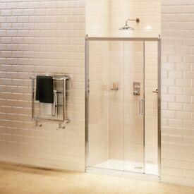 Burlington shower screen.