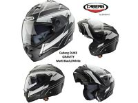 Caberg Duke Gravity Flip Up Motorcycle Helmets All Sizes