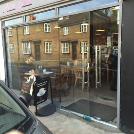 Could you be my new Barrista & Sandwich Artist? For a busy Quality Cafe in Thames Ditton Village