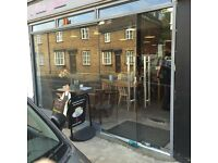 Barrista needed for busy Quality Cafe in Thames Ditton Village