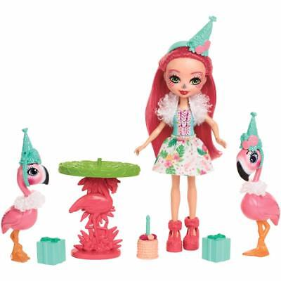 Enchantimals Playset Flamingo Birthday
