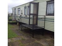 Ingoldmells Caravan to rent. Kingfisher Site.. 2 mins from Fantasy Island...**BANK HOLIDAYS** 2017