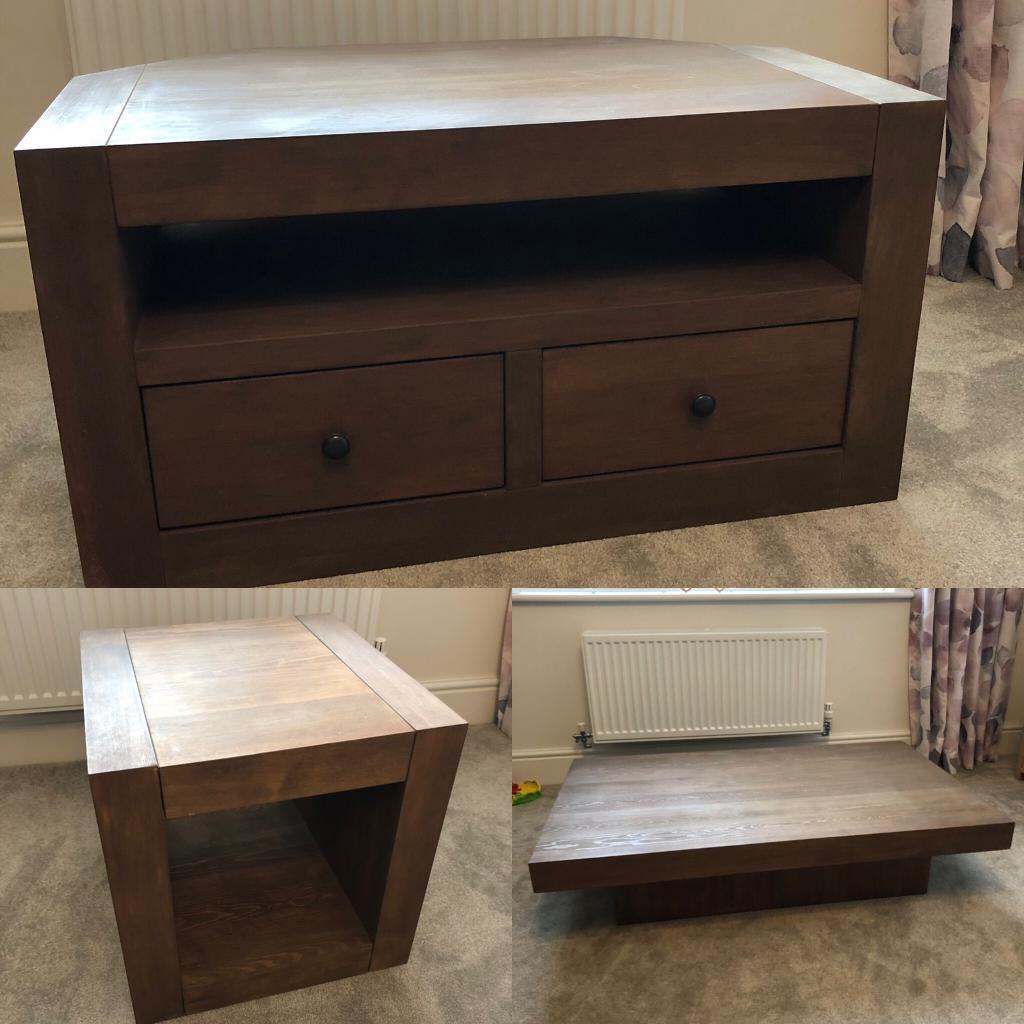 next delemere solid wood lounge living room furniture tv