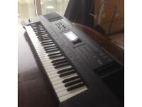 Roland E-500 intelligent keyboard, 64-voice polyphony