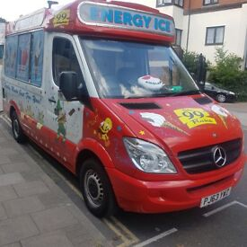63 plate ice cream van