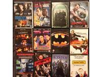 12 Action DVD bundle