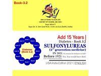 Diabetes Book 3.2- Sulfonylureas. 2nd generation medicine
