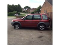 Land Rover td spares or repairs