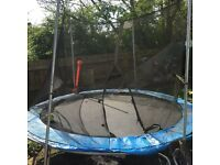 Kids trampoline 10ft