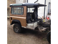 wanted Landrover Defender spares non runner rotten 1990 - 2016