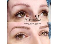 Microblading £120 PhiBrows Artist