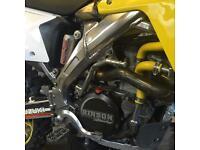 Rmz 450 Hinson racing clutch cover