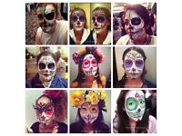 FACE PAINTER- Face painting, birthday, hen party, henna, batmitzvah , Makeup, Halloween