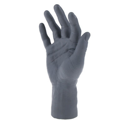 Soft Realistic Male Mannequin Hand For Sports Gloves Jewelry Watch Display