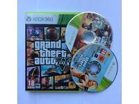 Secondhand GTA V Xbox 360