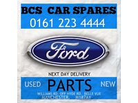 FORD. FIESTA FOCUS. MONDEO. KA. C-max. S-Max. Parts. SPARES. Breaking 2001 - 2016. Used