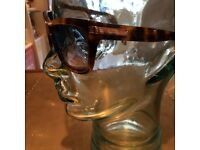 Givenchy SGV 929 09AJ Tortoiseshell Sunglasses