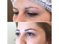 Semi Permanent Eyebrows - offer!