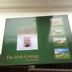 Placemats from Ireland brand new unopened