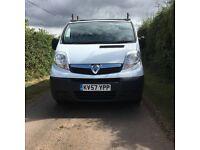 Vauxhall Vivaro 2.0 CTDI SWB.