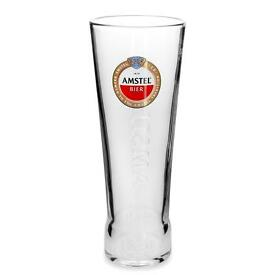 2017 Amstel Summer Beer Pint Glasses